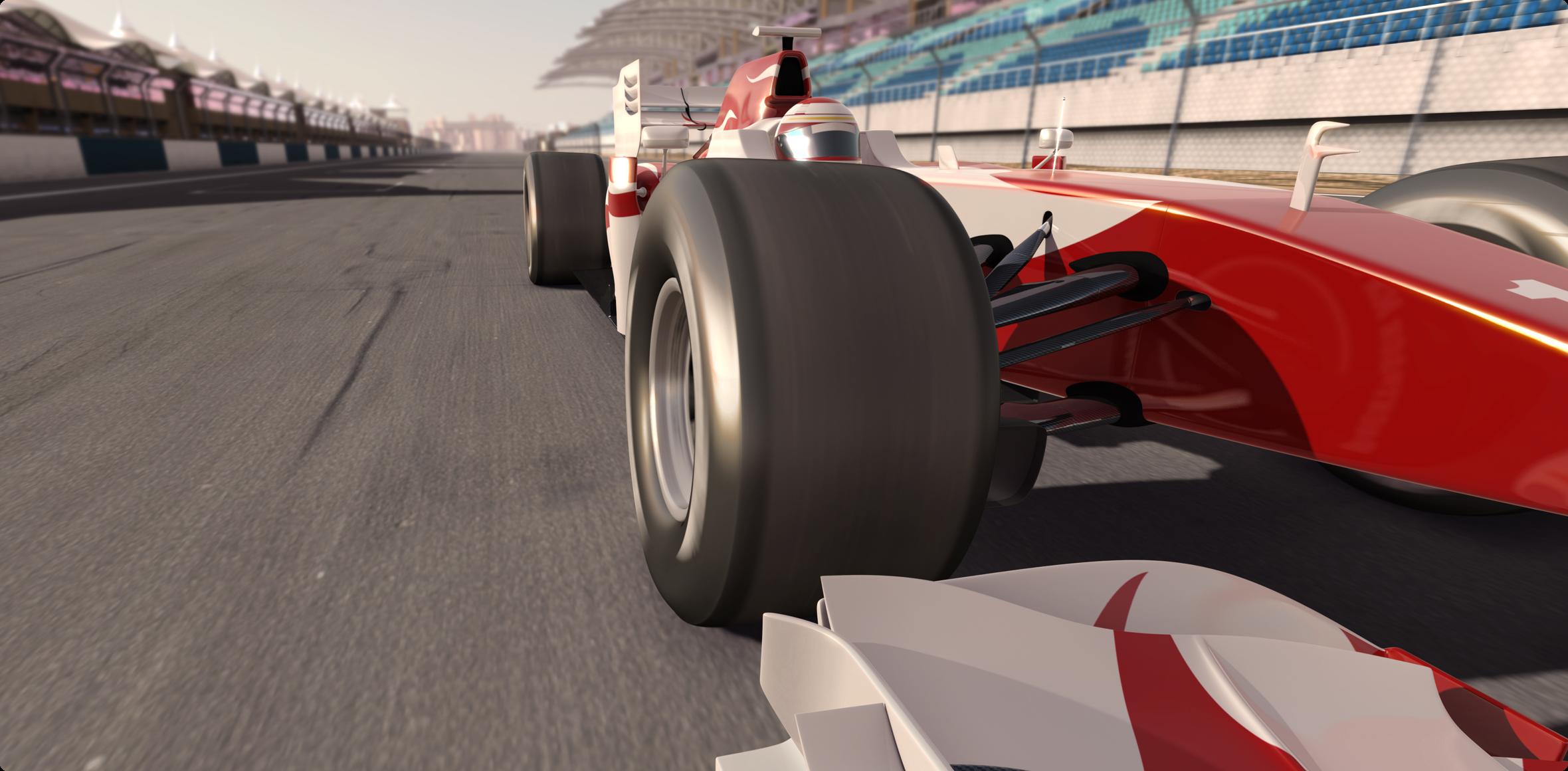Look TV - Formula 1